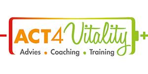 Logo en huisstijl ontwerpen Act4Vitality