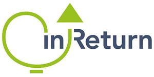 Logo InReturn website ontwerpen